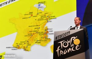 Tour de France 2019 Etappenprofile Strecke
