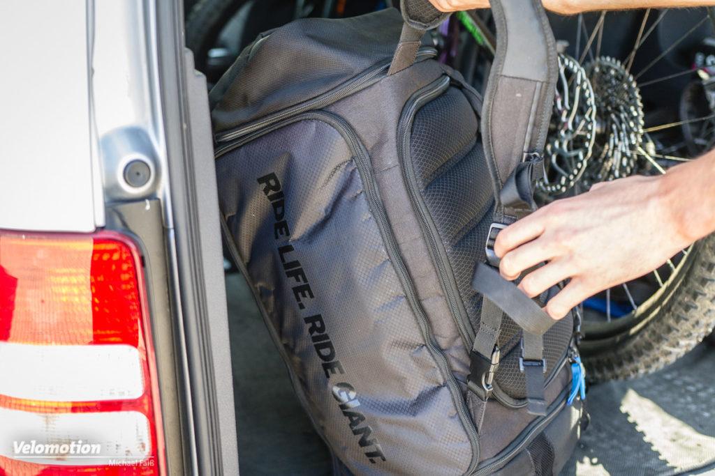 Giant Shadow Gear Bag