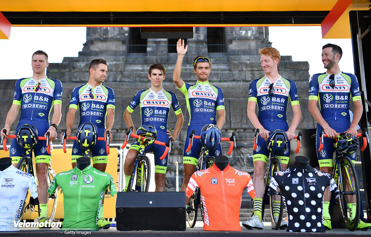 Wanty – Groupe Gobert