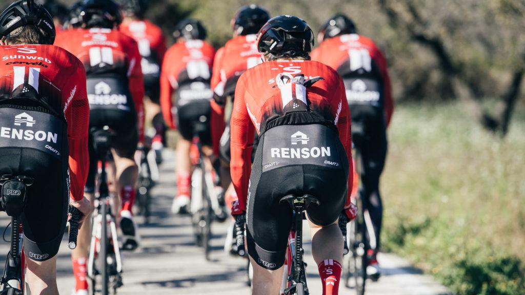 Tour de France 2019 Teams Sunweb
