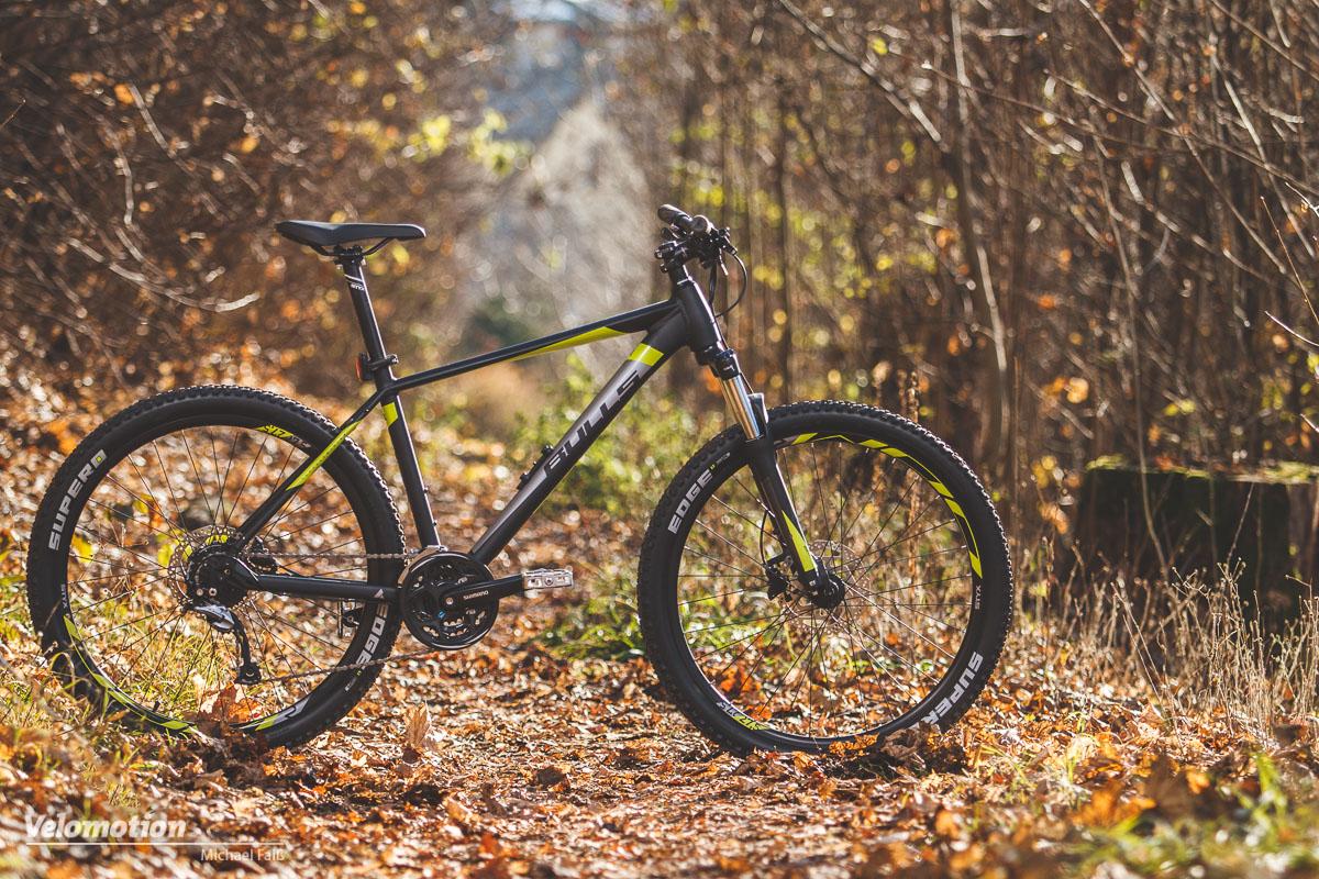 Test Mountainbike Bulls Bushtail 275 Zoll Offroadspaß Für