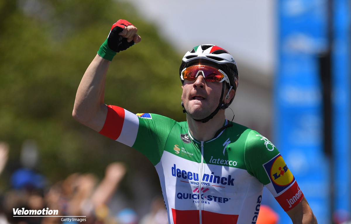 Walscheid Viviani Tour Down Under