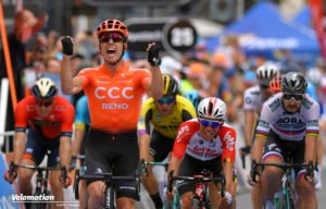 Tour Down Under Patrick Bevin CCC