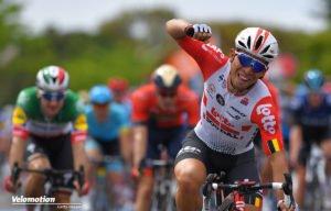 Giro d'Italia 4. Etappe Vorschau Caleb Ewan