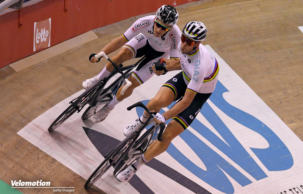 Six Day Berlin Kluge Reinhardt