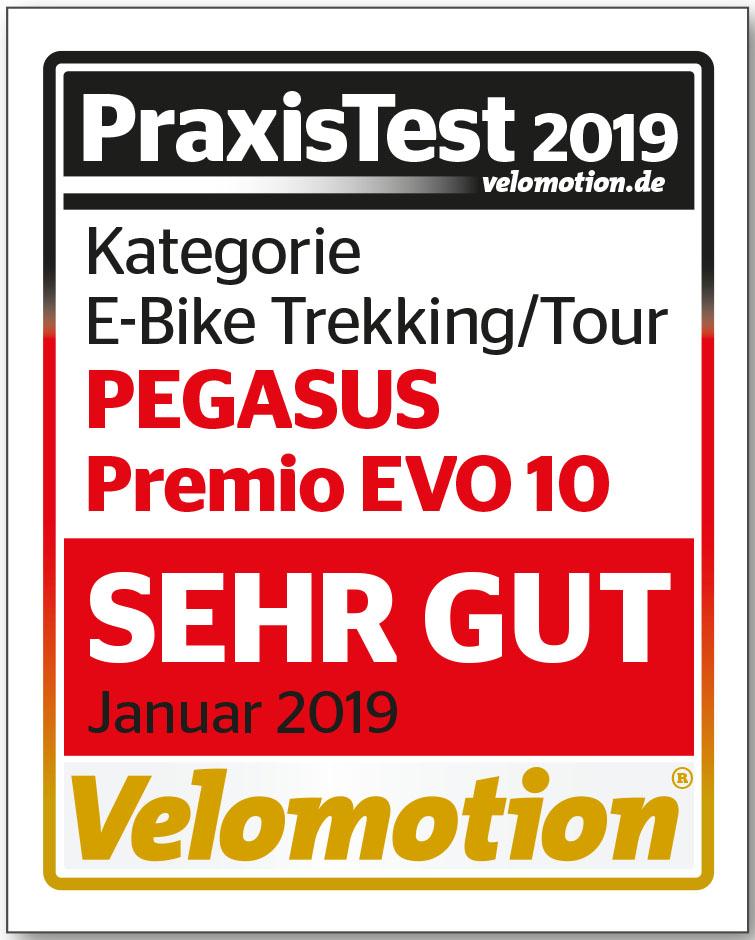 Pegasus Premio EVO 10