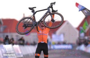 Radcross WM Bogense Van der Poel