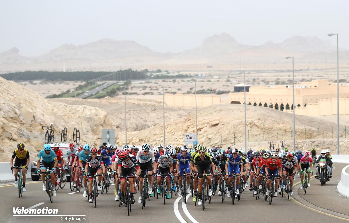 Radsport Termine Februar Abu Dhabi