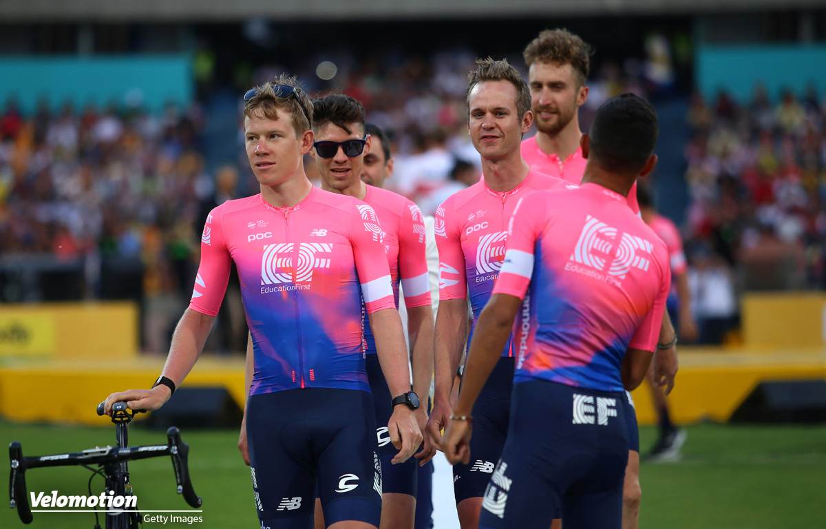 EF Education First Teamvorstellung 2020