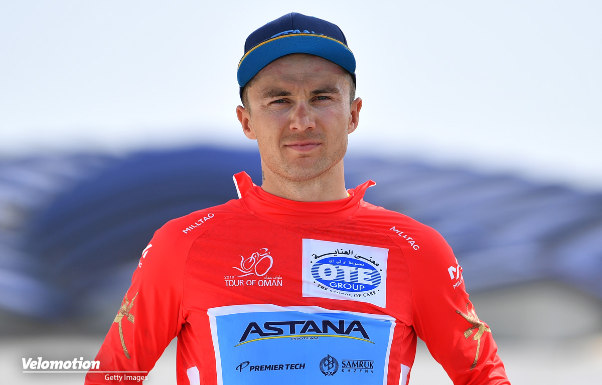 Lutsenko Alexey Tour of Oman Gren Mountain