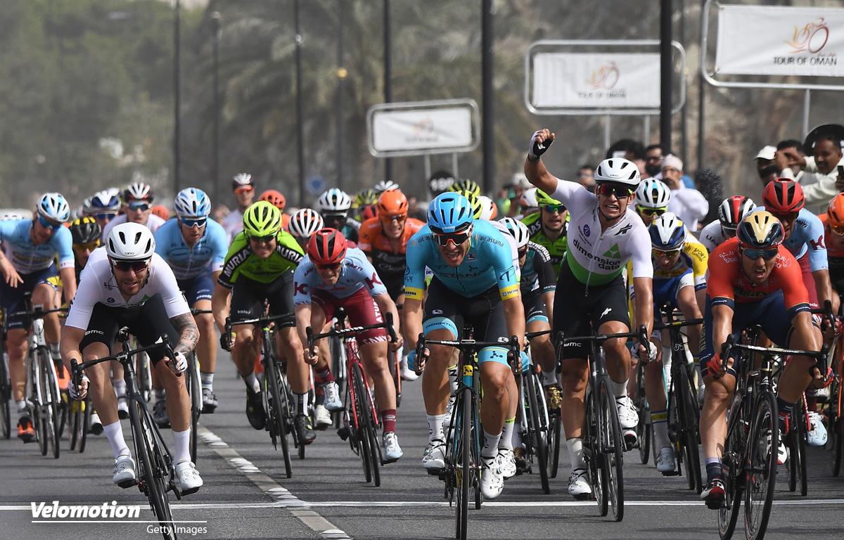 Nizzolo Tour of Oman
