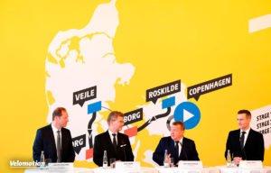 Tour de France 2021 Kopenhagen Dänemark