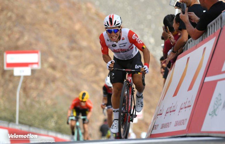 Ewan Caleb UAE Tour