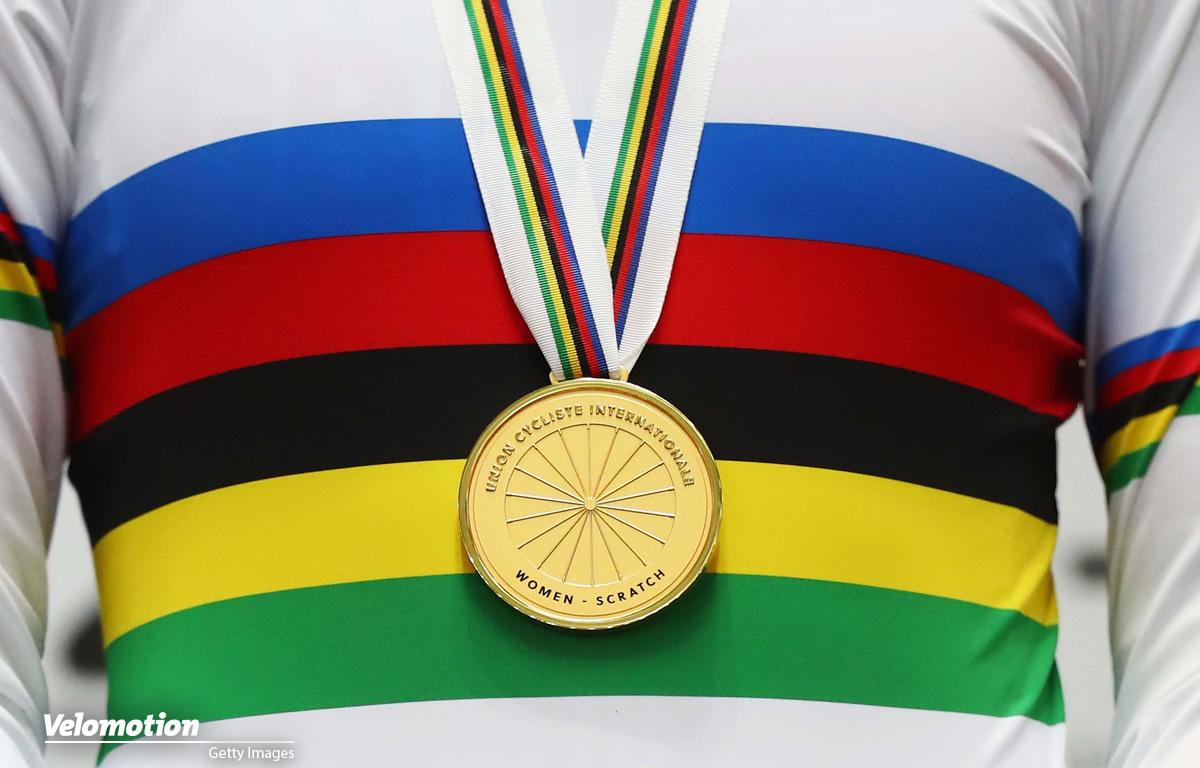 Bahnradsport-WM Hinze Welte