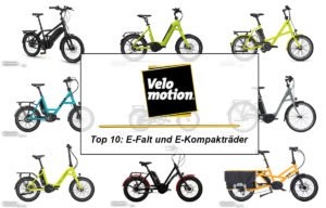 E-Mountainbikes 2017