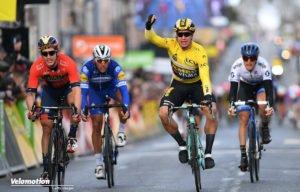 Tour de France Etappenvorschau #1 Brüssel Groenewegen
