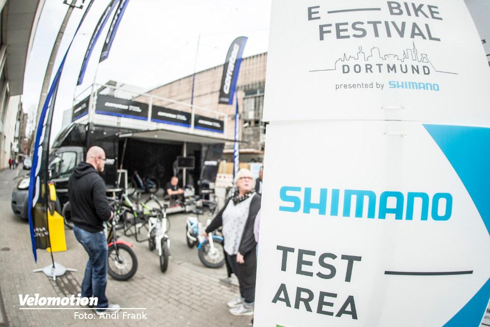 DEW21 E – BIKE Festival Dortmund