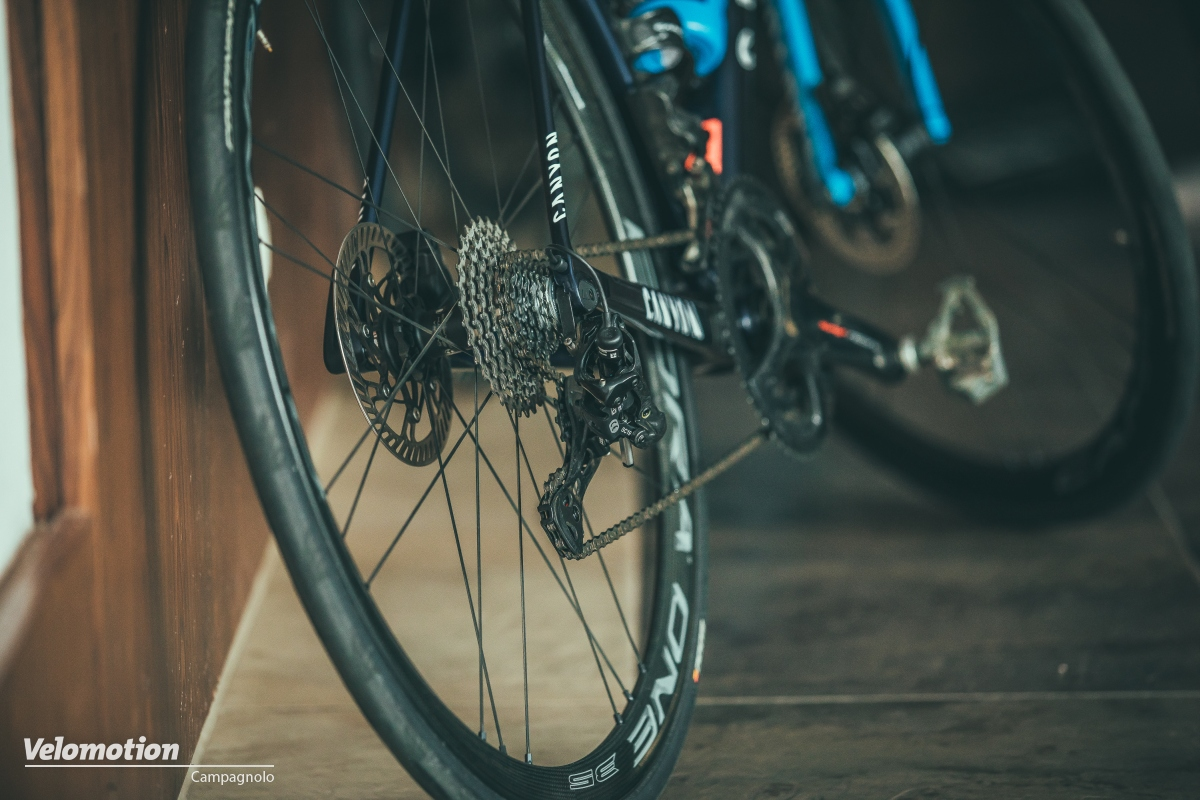 Campagnolo Super Record EPS 12