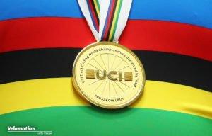 Radsport-WM 2024 Zürich