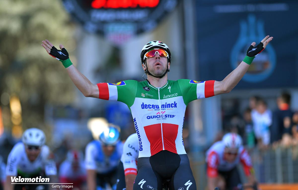 Viviani Sagan Tirreno Adriatico