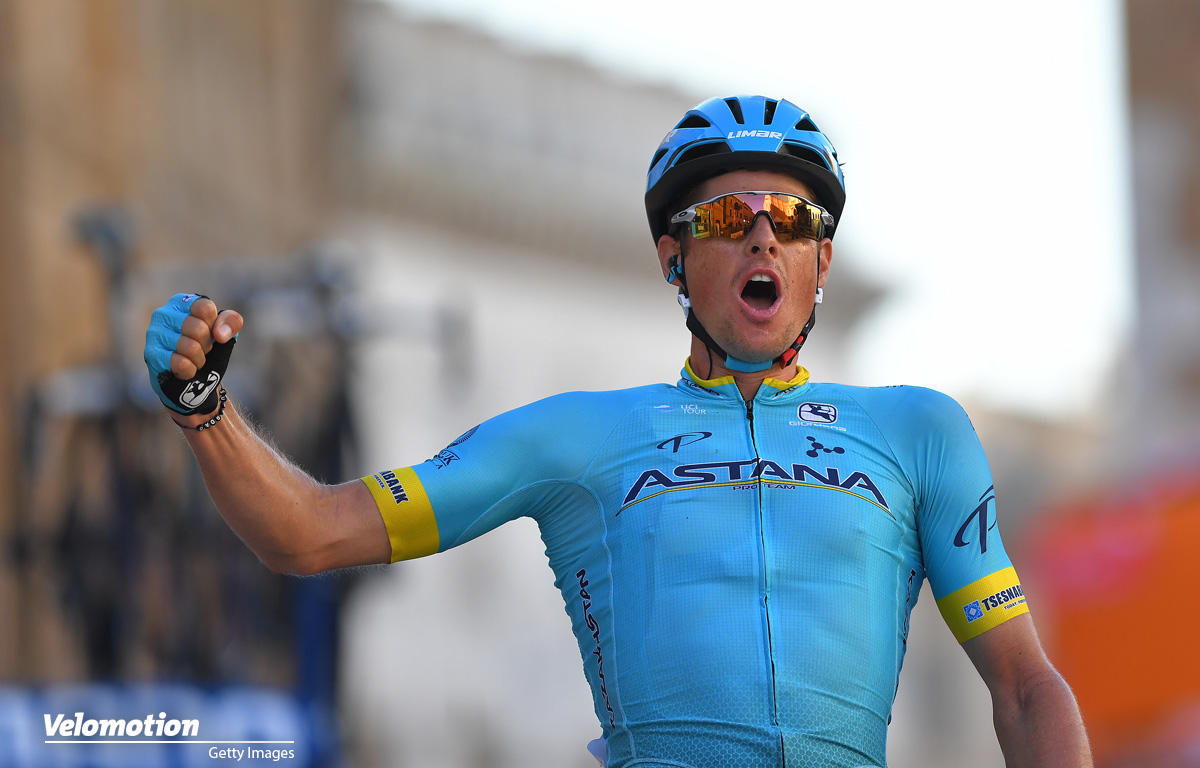 Tour de France Teams Astana Fuglsang