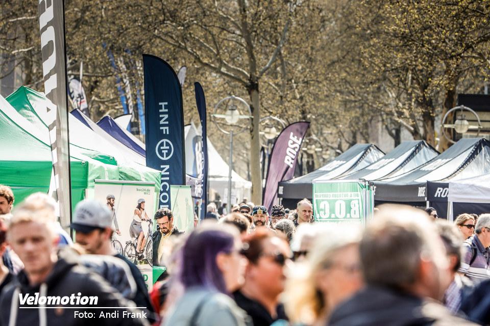 DEW21 E-Bike Festival Dortmund 2019