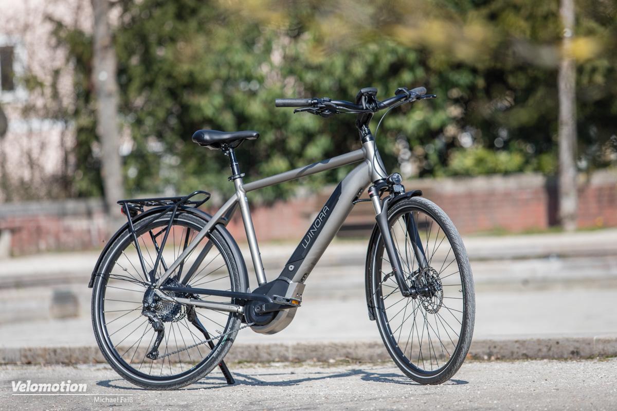 test winora ix11 die neue golf klasse bei den e bikes. Black Bedroom Furniture Sets. Home Design Ideas