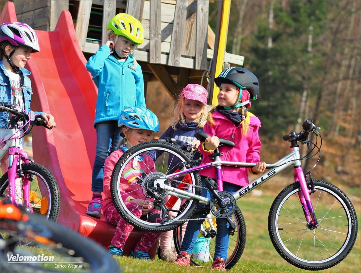 Kinderräder Test
