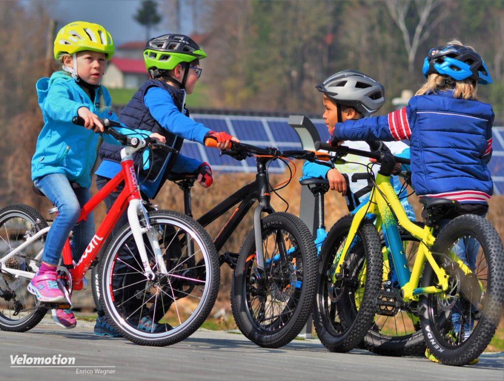 Kinderfahrräder Test