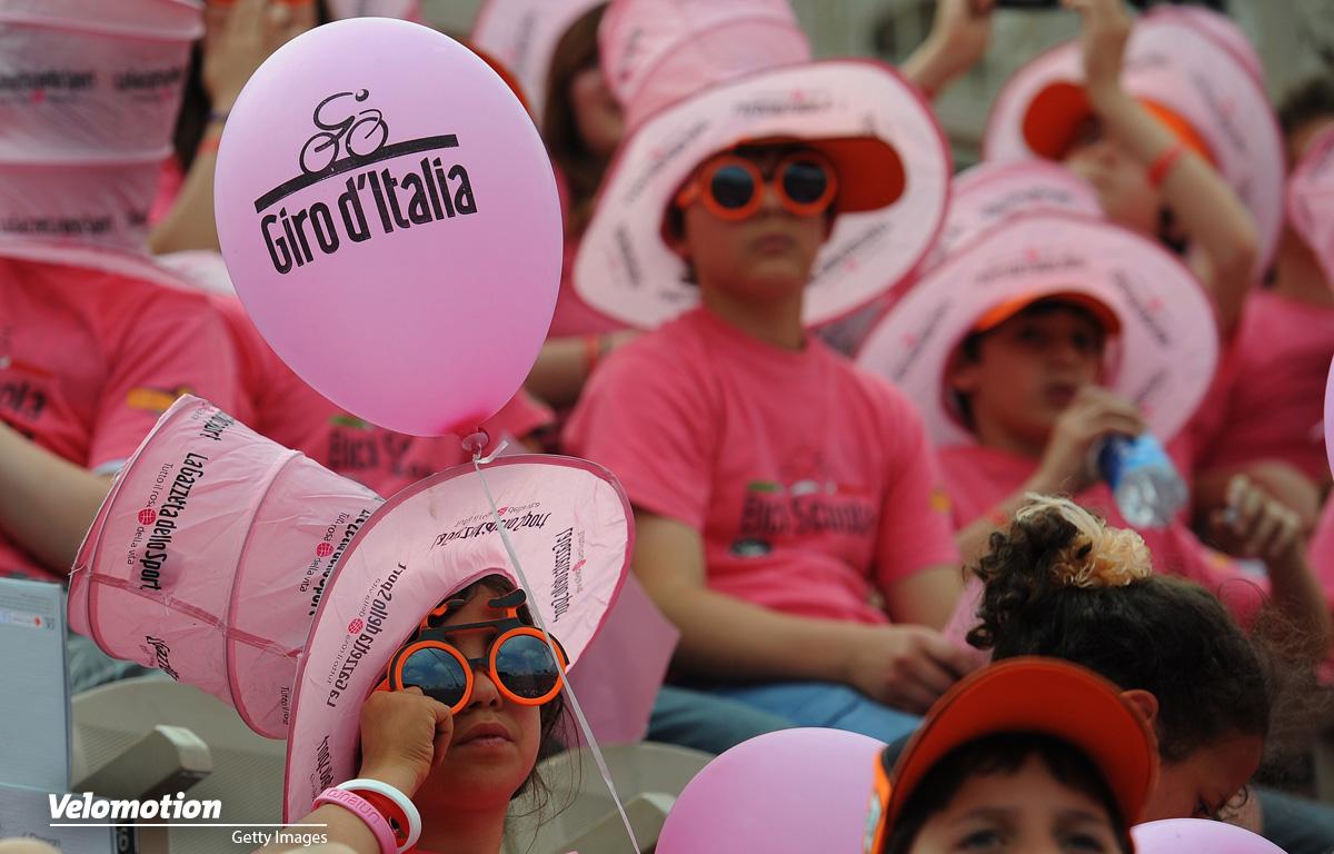 Giro d'Italia 2019 Fahrer