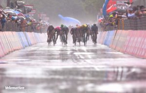 Giro d'Italia sprinter