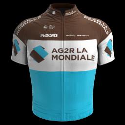Giro d'Italia Teams Fahrer AG2R La Mondiale