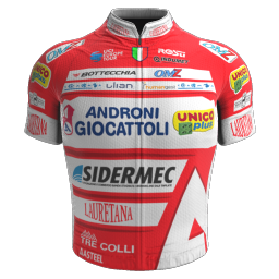 Giro d'Italia Teams Fahrer Androni Giocattoli