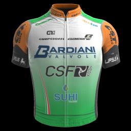 Giro d'Italia Teams Fahrer Bardiani - CSF