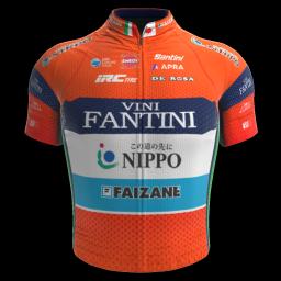 Giro d'Italia Teams Fahrer Nippo - Vini Fantini