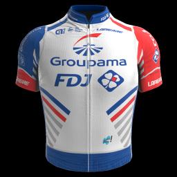 Giro d'Italia Teams Fahrer Groupama - FDJ