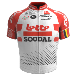 Giro d'Italia Teams Fahrer Lotto - Soudal