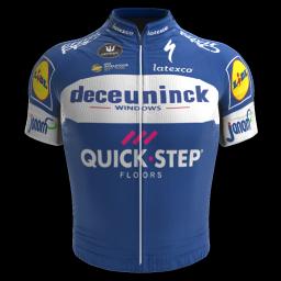 Giro d'Italia Teams Fahrer Deceuninck - Quick-Step