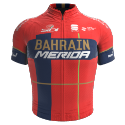 Giro d'Italia Teams Fahrer Bahrain-Merida