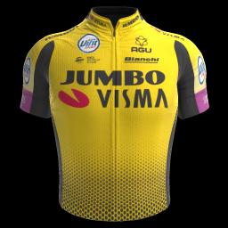 Giro d'Italia Teams Fahrer Jumbo-Visma