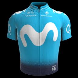 Giro d'Italia Teams Fahrer Movistar