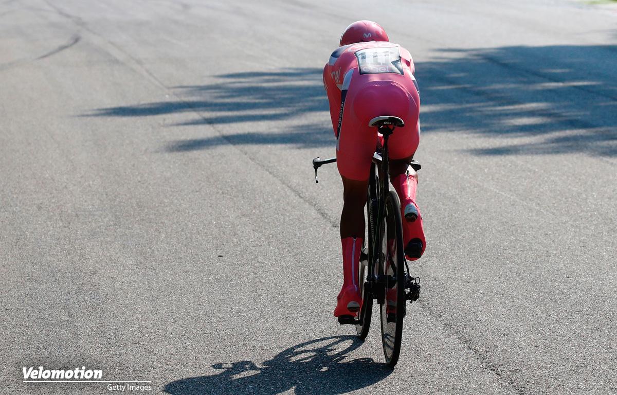 Giro d'Italia Zeitfahren