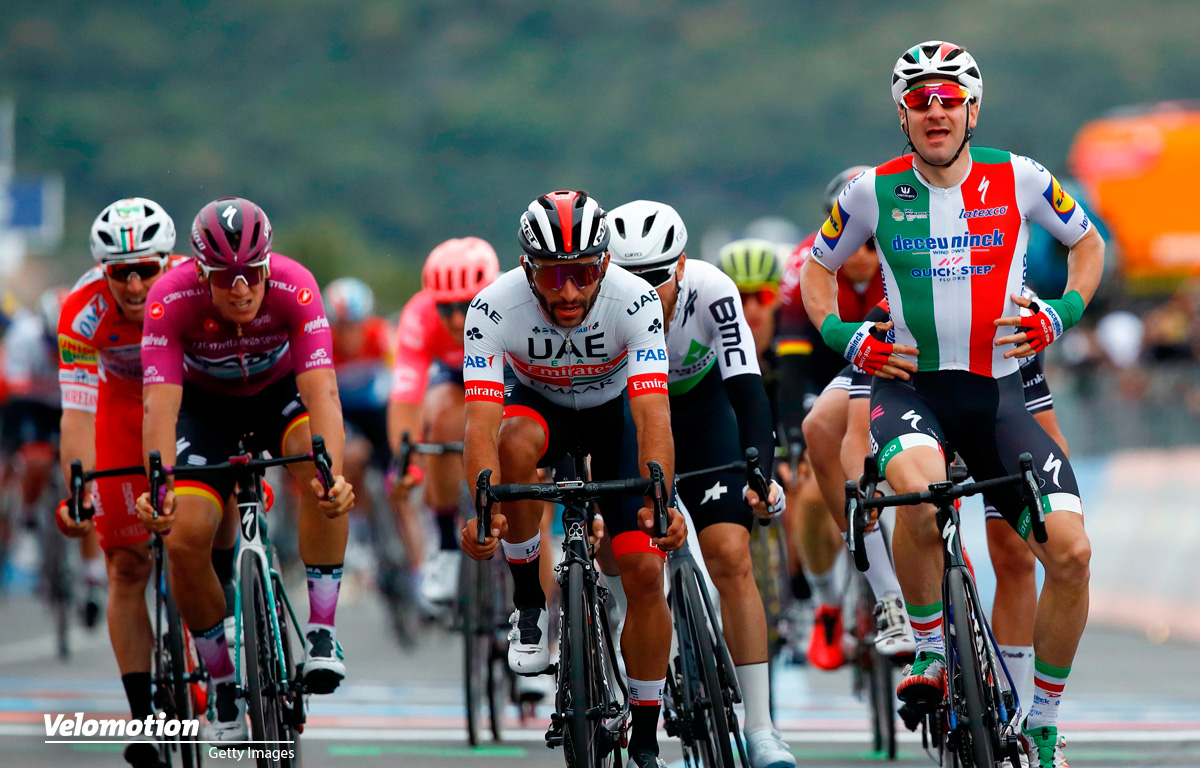 Viviani Giro d'Italia
