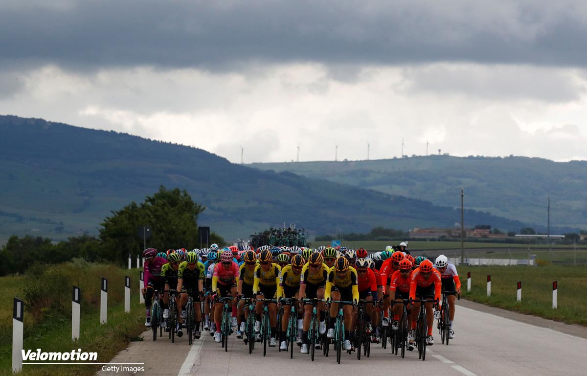 Giro d'Italia 2019 Profil 7. Etappe