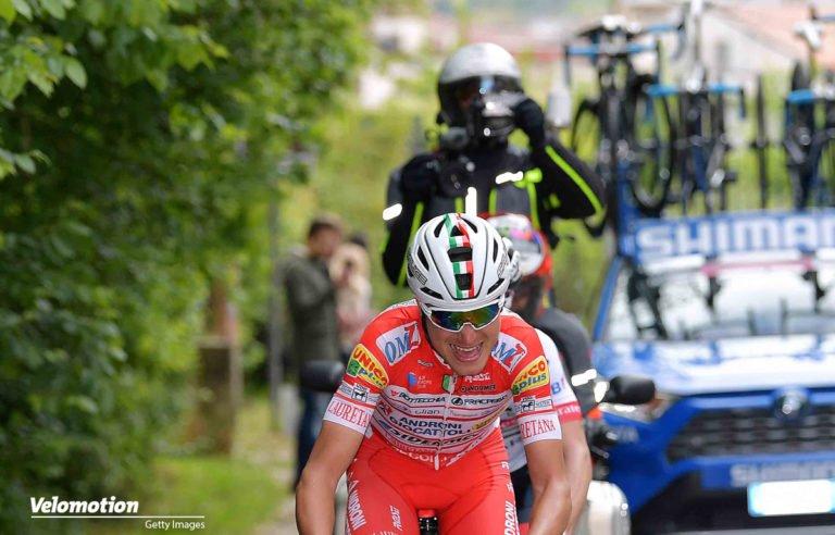 Conti Masnada Giro d'Italia