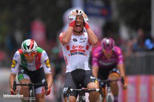 Grünes Trikot Tour de France 2019 Caleb Ewan