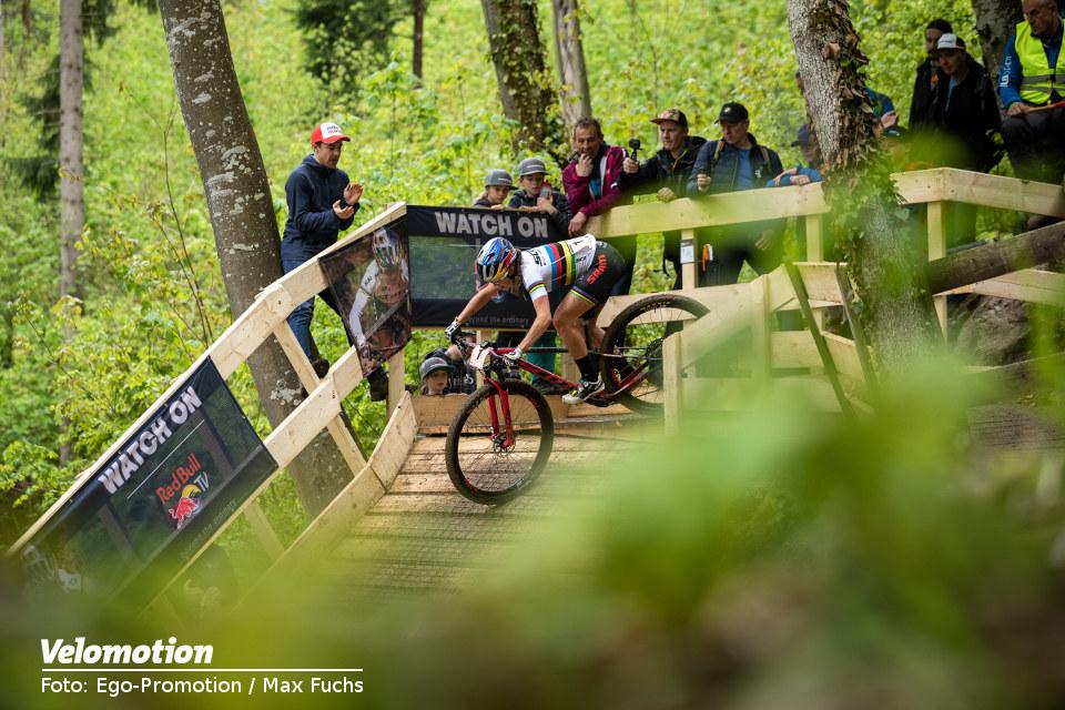 UCI Mountainbike World Cup Albstadt 2021 ohne Zuschauer