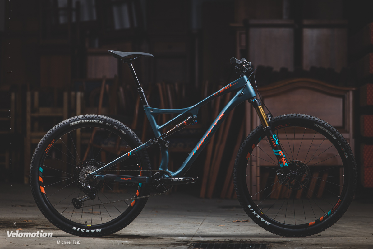 Whyte S-120c Works