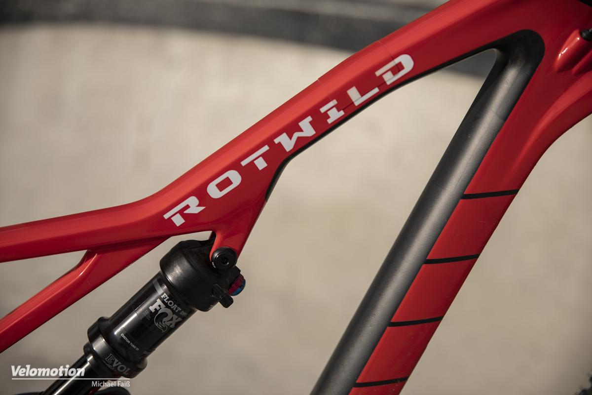 Rotwild R.X2 Transalp
