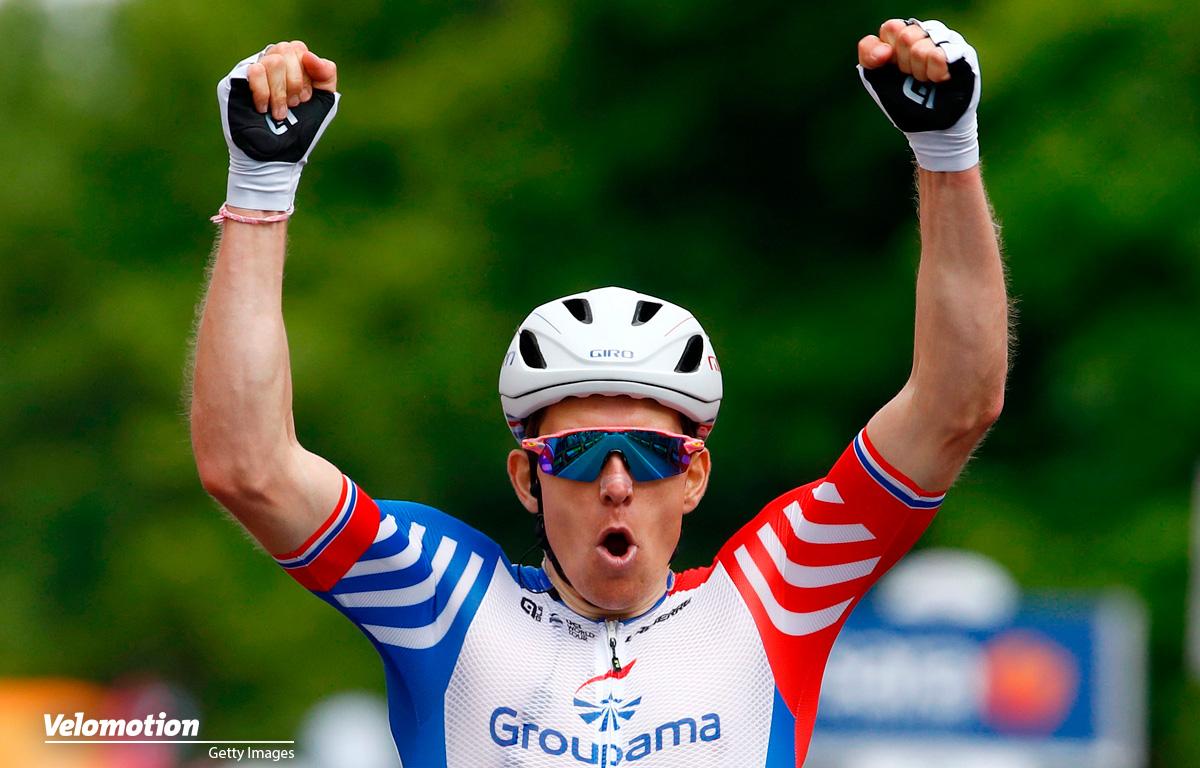 Ackermann Démare Giro d'Italia